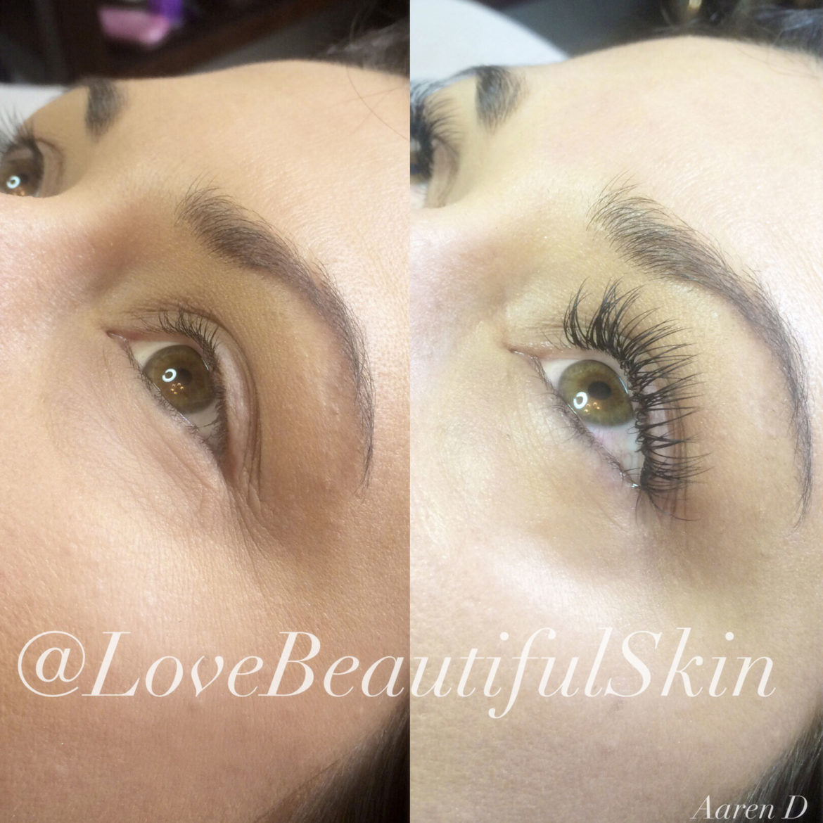 a5abb00671f Eyelash extensions Love Beautiful Skin serving Akron, Canton, Cleveland, &  Columbus, Ohio