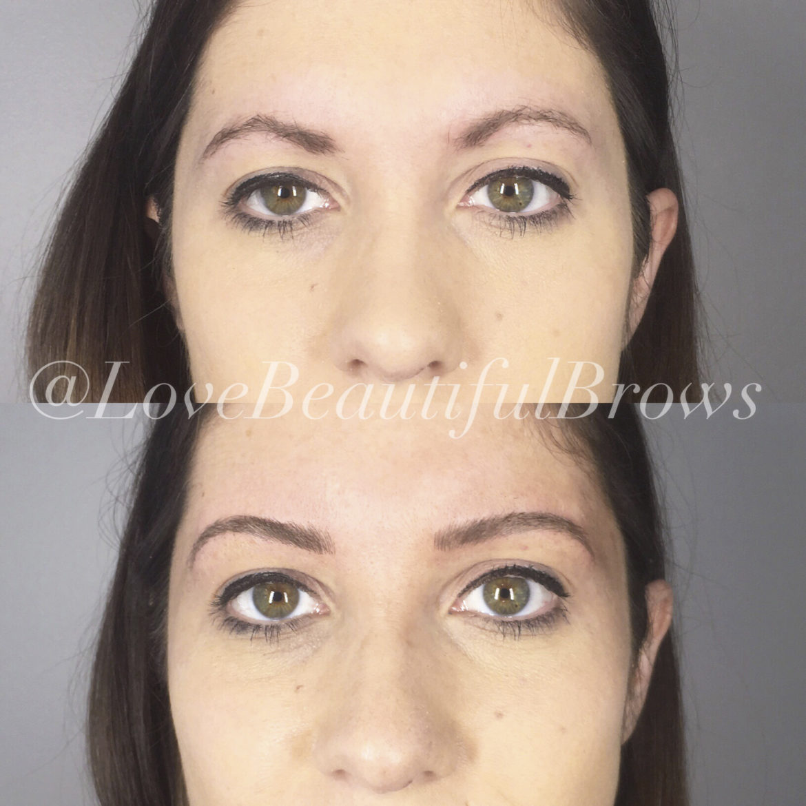 Microblading Artist, Christina Freeman, Owner and Esthetician at Love Beautiful Skin