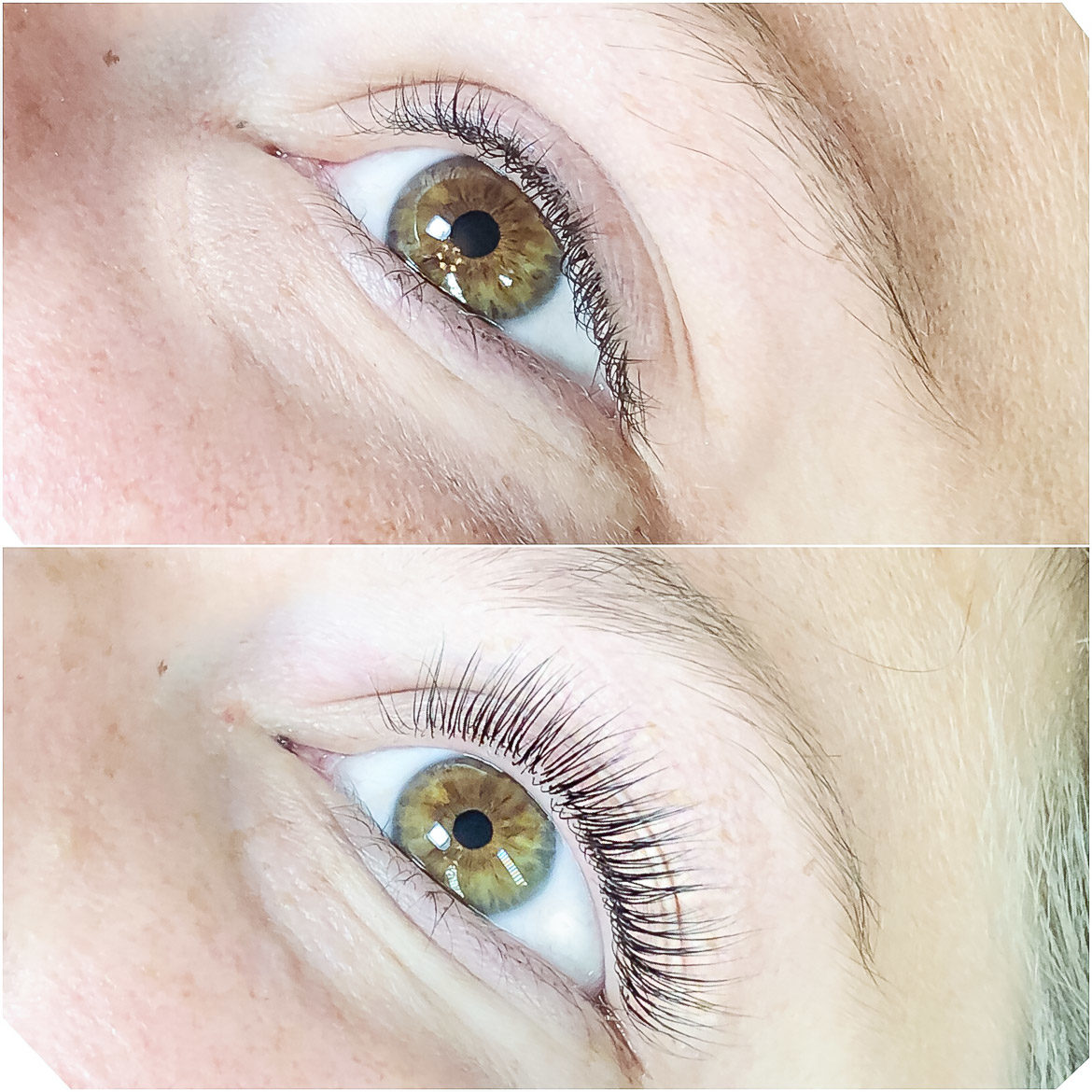 Lash Lift & Lash Tint by Christina Freeman of Love Beautiful Skin. Akron, Canton & Cleveland, Ohio-2