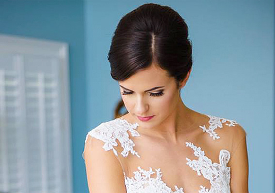Wedding makeup by Love Beautiful Skin